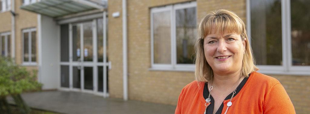 Caroline Trinder - Client Liaison Manager