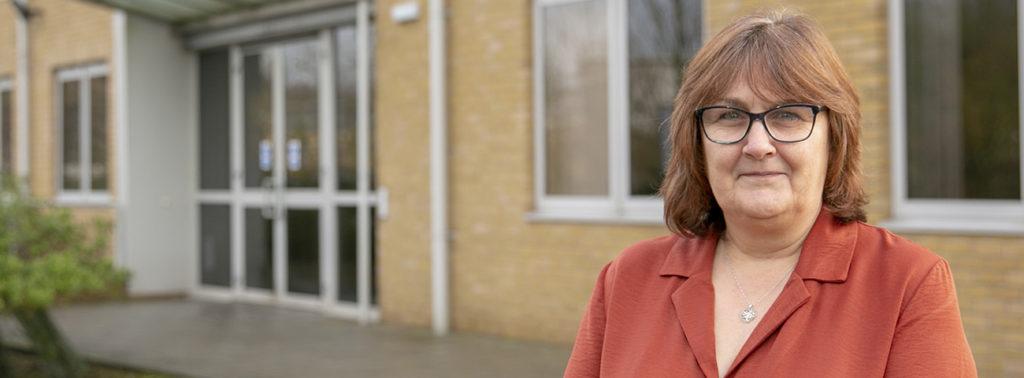 Gillian Webber - Client Liaison Manager