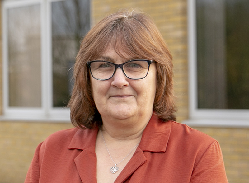 Gill Webber