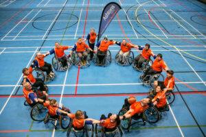 Bury Bombers Wheelchair Basketball Club
