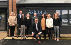 Ashtons' Mental Health First Aiders