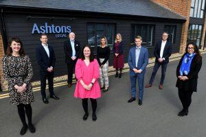 New Associates and Seniors 2021 - PR Pic